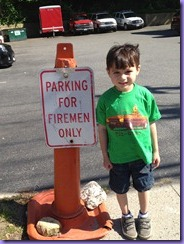 Firemen Only